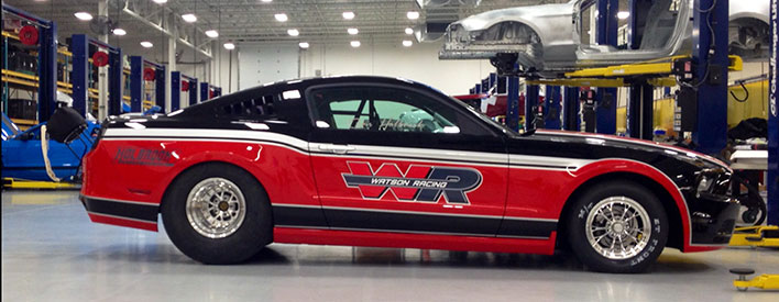 Super Stock Mustang - Watson Racing
