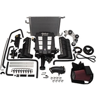 Supercharger, Stage 1 - Street Kit,  (2009-10) Chrysler,  LX, 5.7L HEMI, Without Tuner