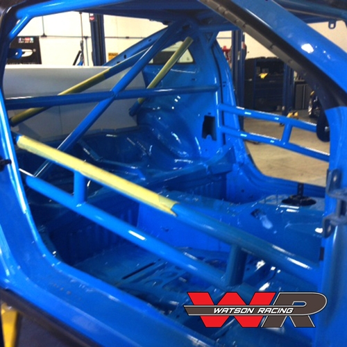 Mustang Road Race Roll Cage