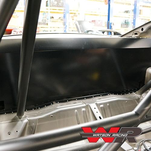 MUSTANG REAR SEAT BULKHEAD/FIREWALL FOR DRAG CAR (2005-14)